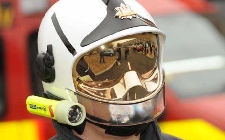 British Firefighters Adopt Star Wars Look