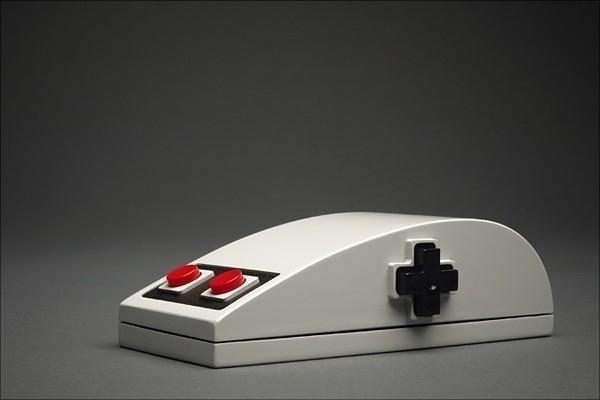 Nintendo Controller Mouse