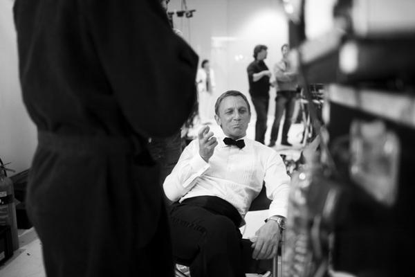 007 Behind the Scenes