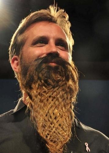 2009 World Beard Champion