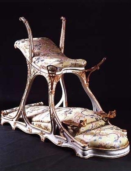 19th-Century Sex Chair
