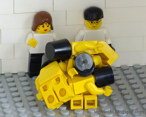 Lego Abu Ghraib