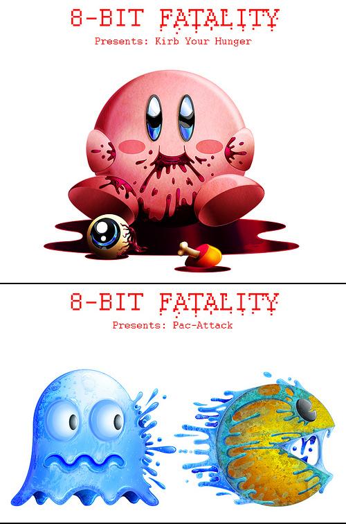 8-Bit Fatalities