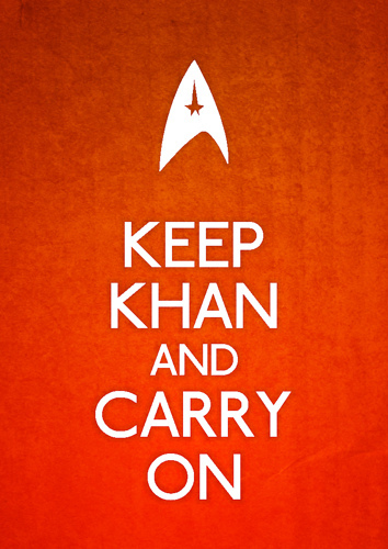 Keep Khan And Carry On
