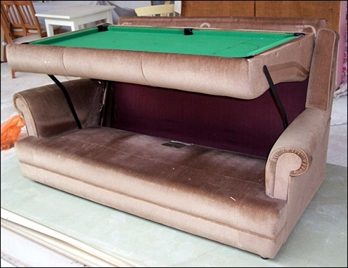 Sofa Billiard Table