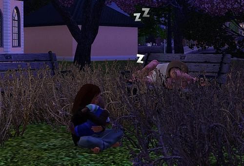Homeless Sims