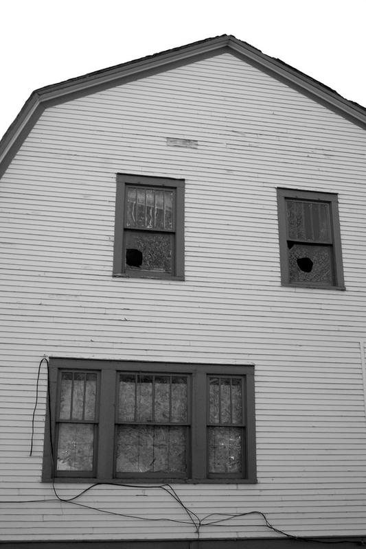 Concerned House