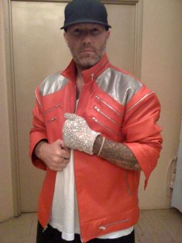 Fred Durst's Awkward Michael Jackson Tribute