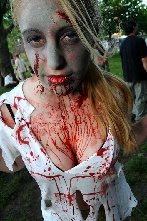 NSFW Zombie Crawl