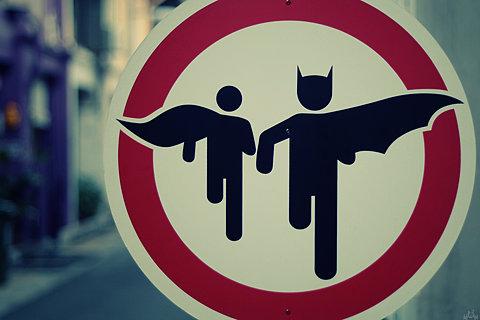 Batman Cometh!