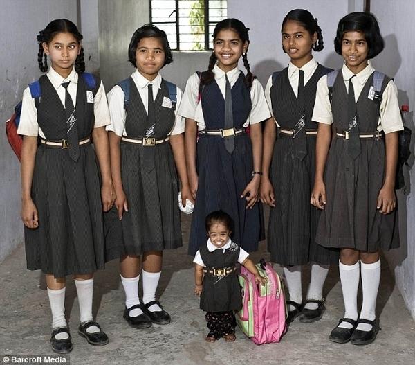 Jyoti Amge: The World's Smallest Girl