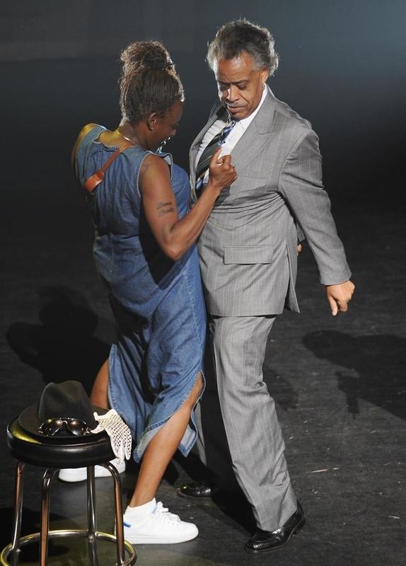 Al Sharpton Breaks It Down