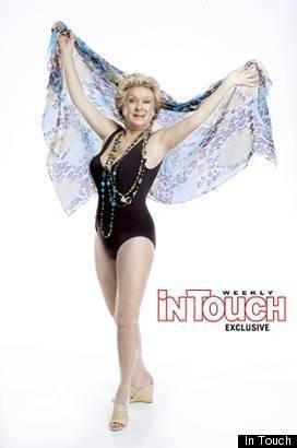 Cloris Leachman, Swimsuit Edition