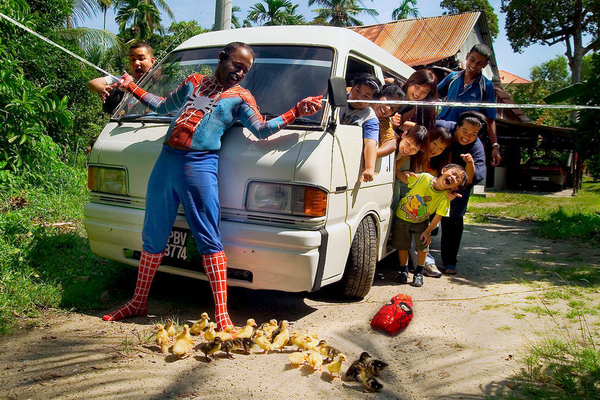 WTF Spiderman