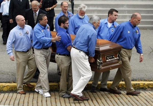 Billy Mays' Funeral