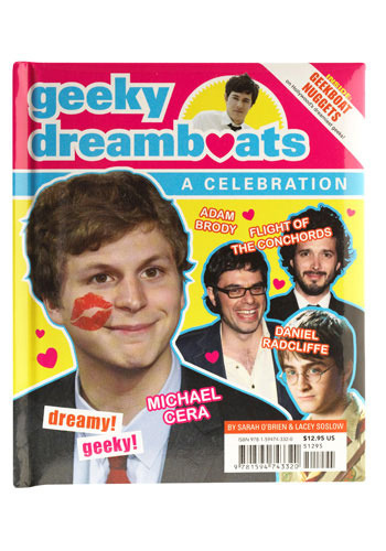 Geeky Dreamboats: The Book