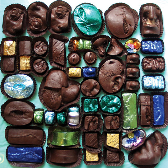 Violent Death Chocolates