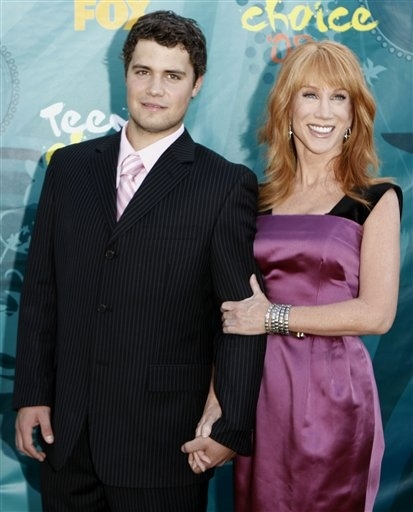 Levi Johnston and Kathy Griffin: New Couple Alert