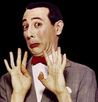 Pee-wee Herman Returns To Hollywood