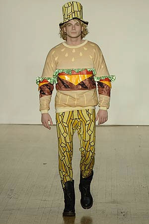 Burger 'n Fries Outfit