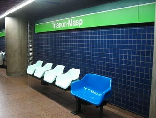 Subway Fat Seats