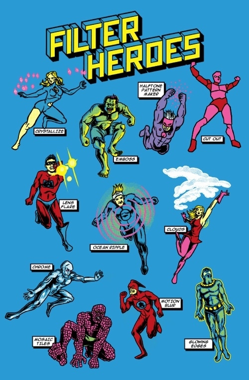 Filter Heroes