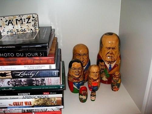 Dick Cheney's Bookshelf