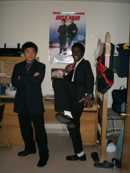 Rush Hour 2 Costume