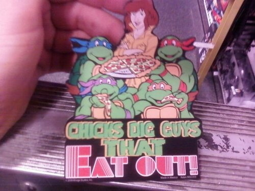 TMNT Relationship Advice