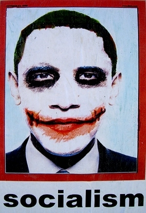 Obama Joker Posters