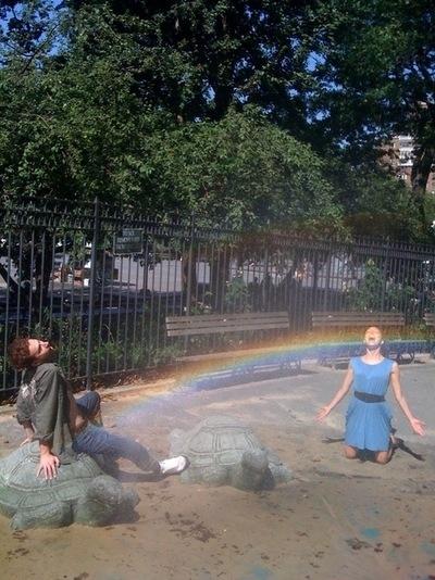 Rainbowgasm