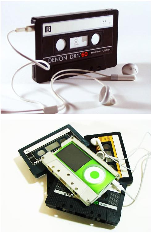 Cassette Tape Nano Cases