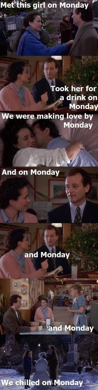 Groundhog Day Remix