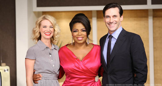 Mad Men On Oprah