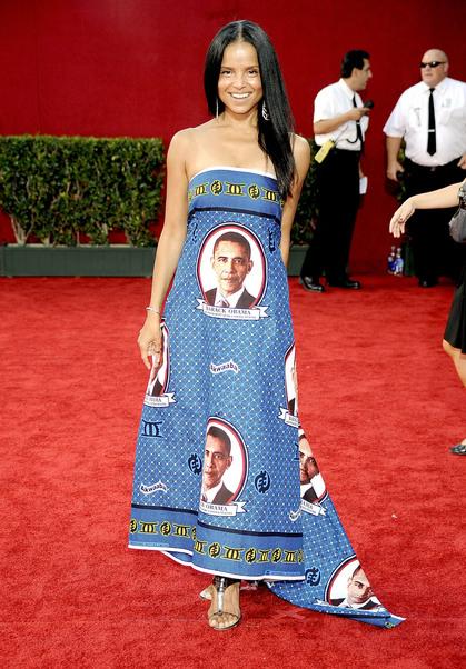 The Obama Dress