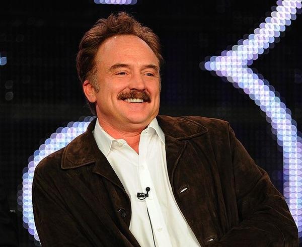 Bradley Whitford's Mustache