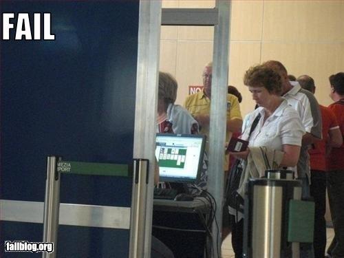 How the Underwear Bomber Got Through Security