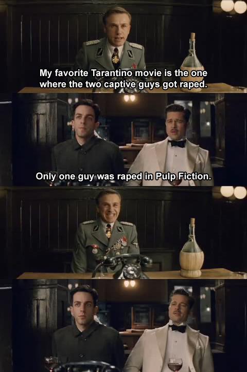 My Favorite Tarantino Movie