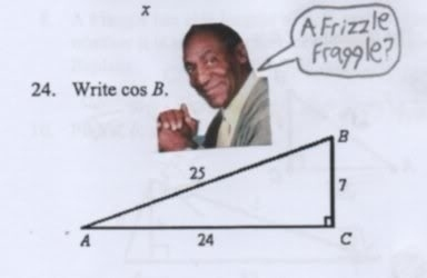 The Cosine Of B