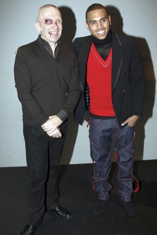 Chris Brown Strikes Again