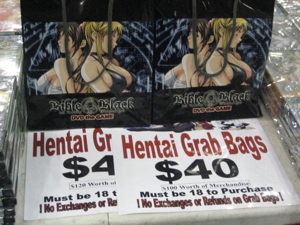$40 Hentai Grab Bag