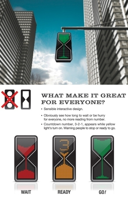 Traffic Light Redesign