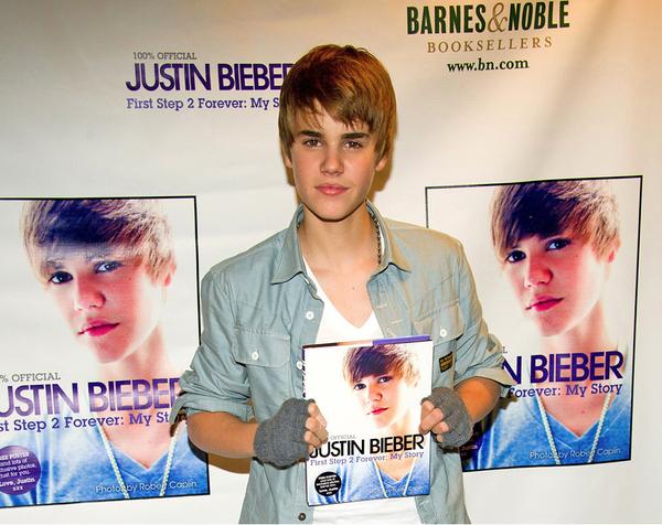 Bieber's New Haircut!