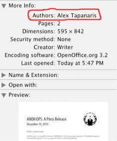 Alex Tapanaris