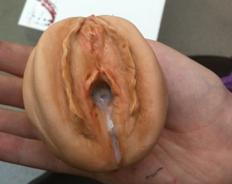 Anatomically Correct Vagina Cupcake [NSFW]