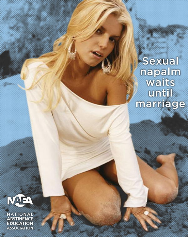 Jessica Simpson's New Abstinence Campaign