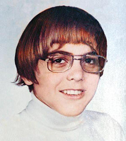 Middle School George Clooney