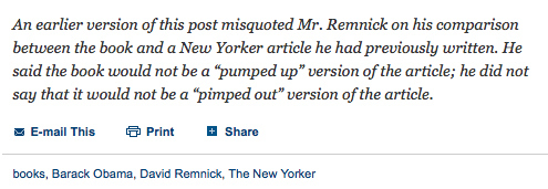 NYT Correction Of The Day
