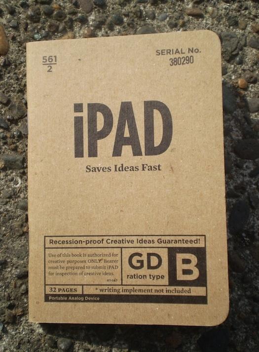 IPAD (Notebook)