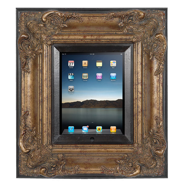 Steampunk iPad